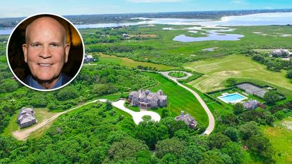 Ex-NBC Boss Bob Wright Cuts Price of Nantucket Compound to $15.2M