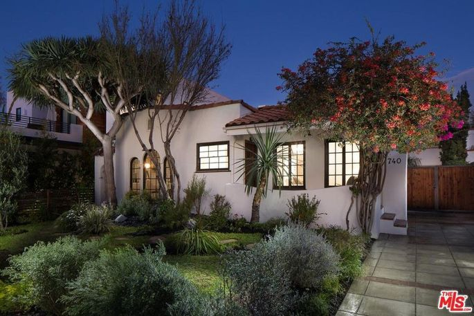 Don Henley's new West Hollywood home