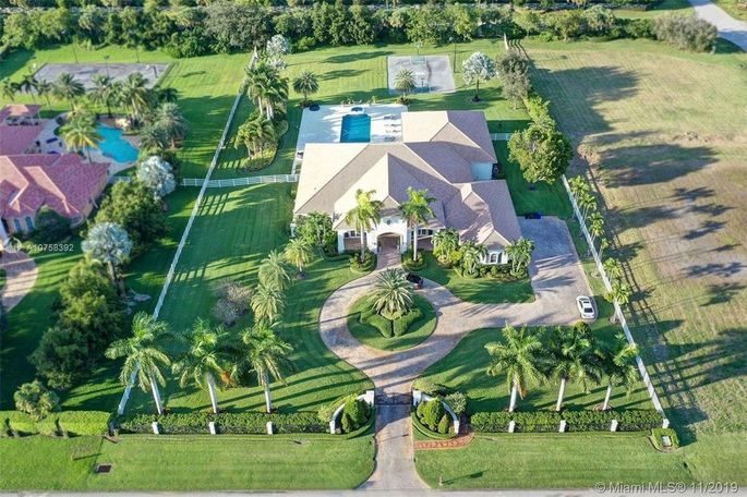 Rudy Gay's Florida estate
