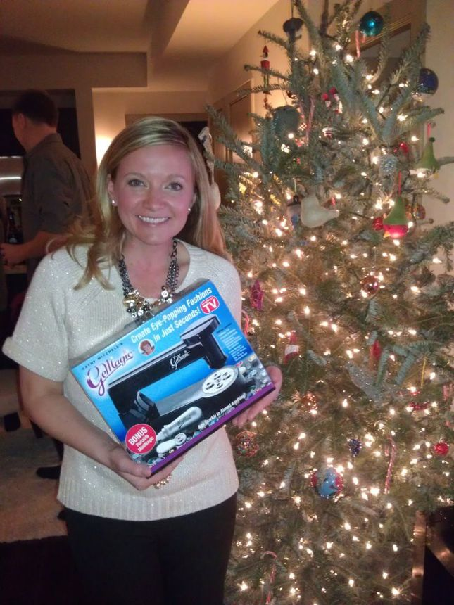 Sarah Gmyr celebrates the holidays as a homeowner, not a renter.