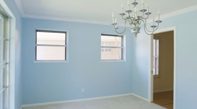 John was hesitant to bust down this wall and create an open concept.