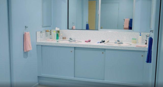 brady bathroom