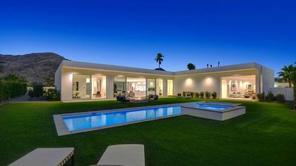 Forget the McMansion! A Palm Springs Development Offers Modern Masterpieces
