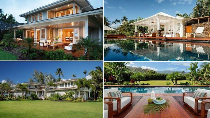 Most Expensive Home In Hawaii Is 45m Kauai Estate Realtorcom