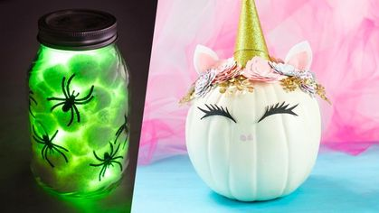4 Cheap Halloween Decor Ideas From the Humble Dollar Store