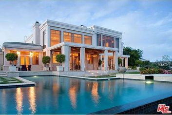 The 10 Most Stunning Celebrity Homes of 2014