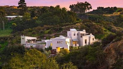 Celeb Designer LM Pagano Selling Her Topanga Sanctuary for $4.5M