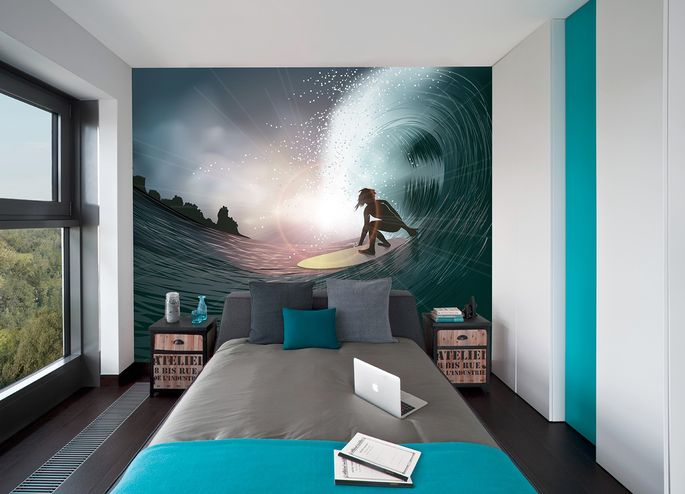Catch a wave or catch some ZZZ's—it's up to you.