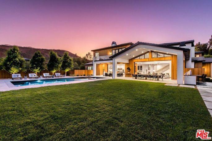 Lori Loughlin's home in Hidden Hills, CA