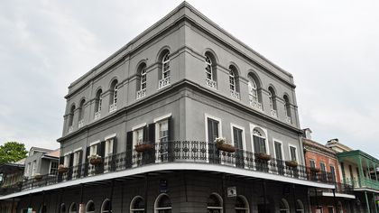 New Orleans' LaLaurie Murder Mansion to Star in Upcoming Horror Films