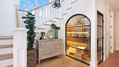 Beyond the Bar Cart: How Boozy Spaces Are Taking Over People's Homes