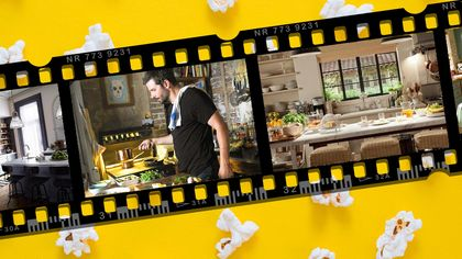 8 Most Mind-Blowing Kitchens From Movies—and How to Cop the Look