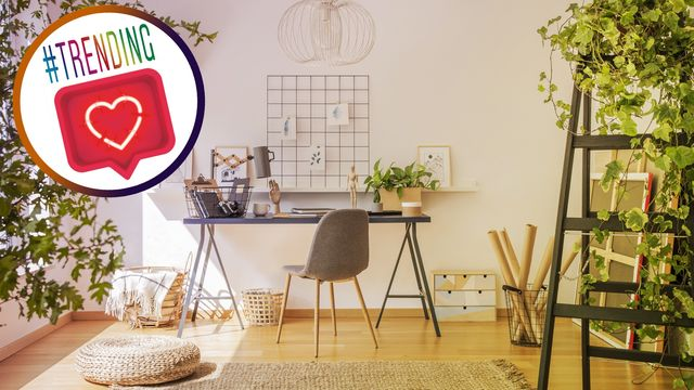 Trending on Instagram: Office Decor Ideas to Get You Charged Up to Work From Home