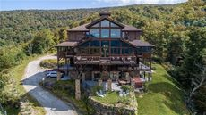$6M North Carolina Mountaintop Masterpiece Beckons Buyers Looking for Views