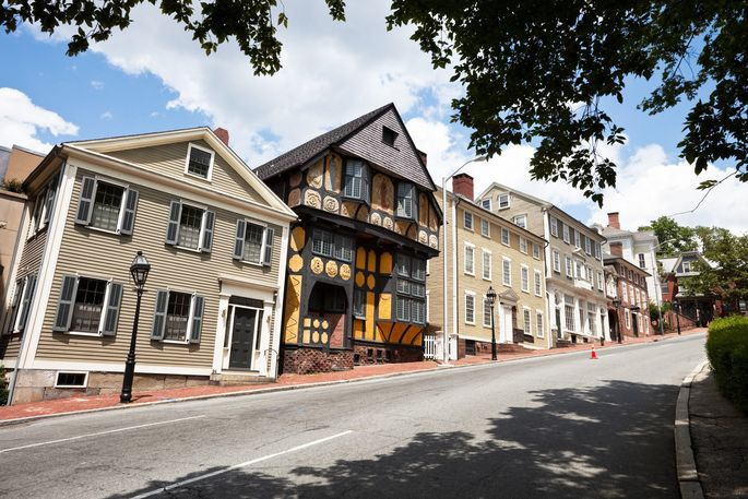 Thomas Street in Providence, RI