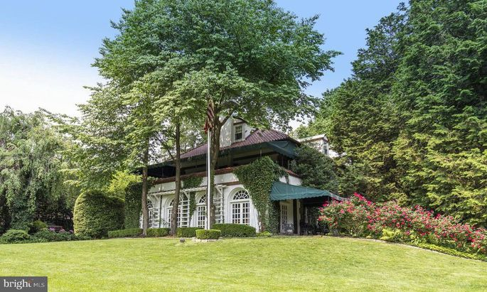 James Biden's Mediterranean villa