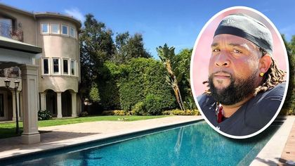 NFL Tackle Donald Penn Takes Another Pass at Selling His Encino Estate