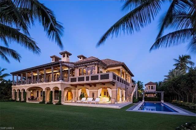 Homes For Sale Isle Of Capri Naples Fl