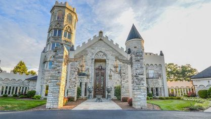 When Your Home Is Truly a Castle: A Tennessee Fortress for Just $3.35M