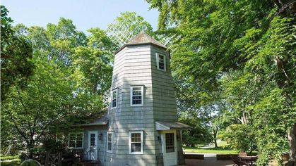 Mind Blown: You Can Live in a Windmill in the Hamptons