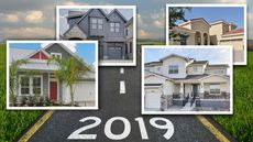 New Year, New Homes! 9 Just-Built Houses Waiting for Their First Owners