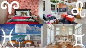 Find Your Style in the Stars: Decorate Your Home According to Astrology