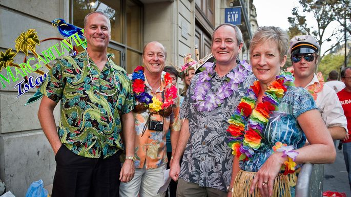Is Jimmy Buffett's 'Margaritaville' the Ultimate Place to