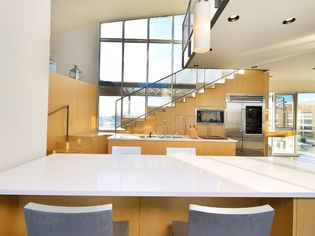 'Natural Wonder': Sleek Sage House for Sale in Taos, NM