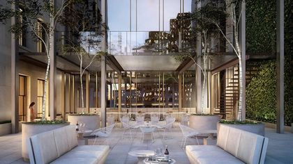 $57M NYC Duplex Penthouse on Billionaires' Row Is the Week's Most Expensive New Listing
