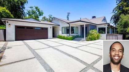 LeBron James' Business Manager Maverick Carter Is Selling His L.A. Home