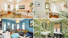 Lessons From Listings Photos: This Bold Boston Townhouse Proves That Color Can Sell a Home