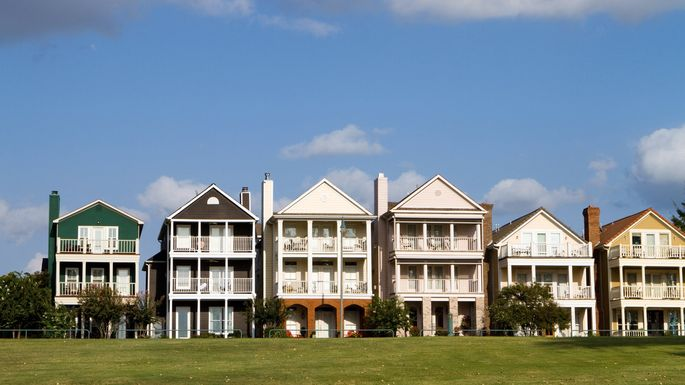 Townhouses in Memphis