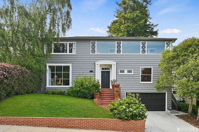 Newly renovated San Francisco home