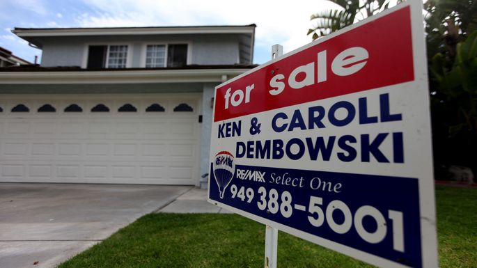 Usa Housing July New Home S Fall To Lowest On Record