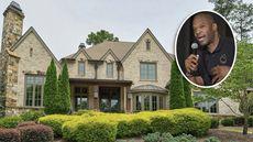 Former NBA All-Star Antonio Davis Selling Country Club Mansion in Georgia