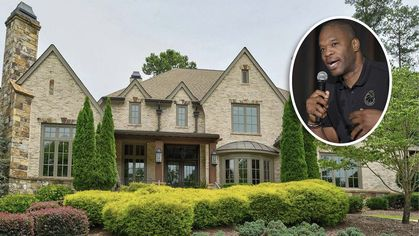 Former NBA All-Star Antonio Davis Selling Country Club Mansion in Georgia