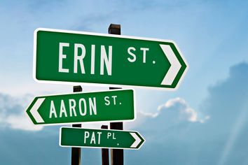 Grant Street vs. Ashley Road: Who Wins the Battle of the Sexes in Street Names?