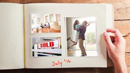 Finally, a July to Remember—and to Buy a Home