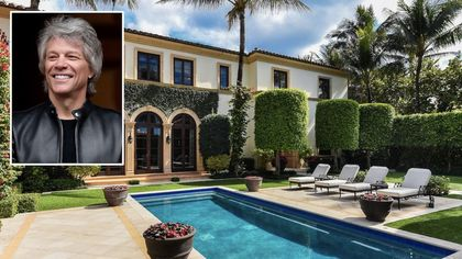 Jon Bon Jovi Buys and Sells Melodious Mansions in Palm Beach
