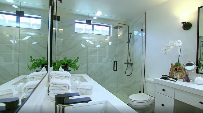 Anstead's shower-only bathroom renovation