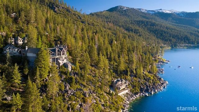 Lake Tahoe main house and beach house
