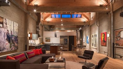 'Piece of Art': This Stunning San Francisco Loft Inspired a Bidding War