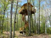 Hunter's Castle in Michigan is the Ultimate Outdoor Retreat