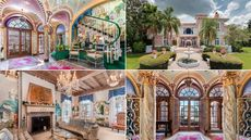 Why Hasn't Florida's Historic Kellogg Mansion Sold After 7 Years—Is It the Decor?