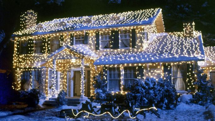 Griswold Christmas.Want To Light Up Your House Like The Griswolds It Ll Cost