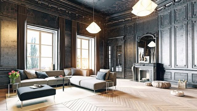 Living Room Look Expensive