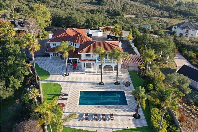 Ferrigno's new Arroyo Grande estate