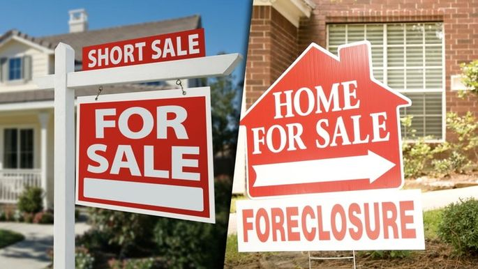 Short Sale vs. Foreclosure: What's the Difference for Buyers?