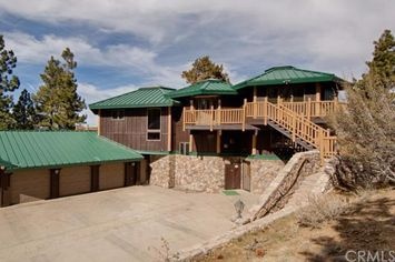 Big Bear Is Waking Up: Buy Your Own Lodge in the Mountains
