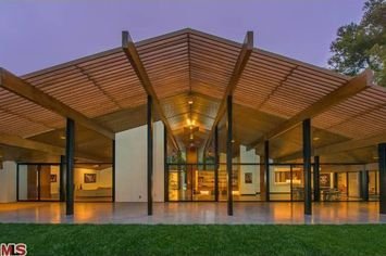 Prized A. Quincy Jones Home Returns to Market at Nearly Twice the Price
